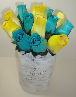 Wood Rose Supplies