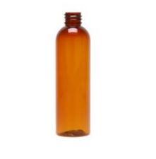 4 oz. Amber Bullet Bottles