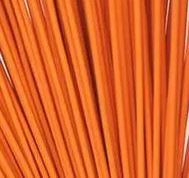 "Orange Incense Sticks - 19"" *NEW!"