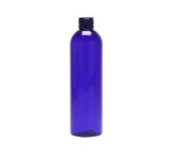 8 oz. Blue Bullet Bottles