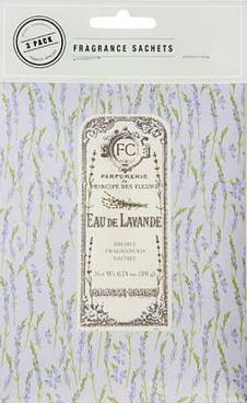 """""""Eau De Lavender"""" Fragrance Sachet *NEW"""