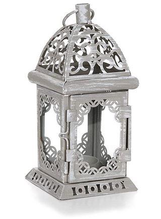 Iron Candle Lantern *NEW