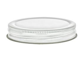 White Jelly Lid