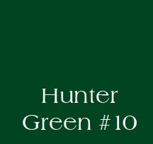 Hunter Green #10 Dye Block