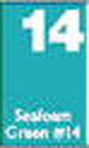 Seafoam Green #14 Dye Block *Clearance