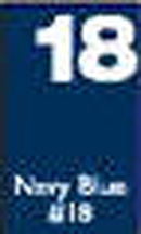 Navy Blue #18 Dye Block *Clearance