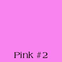 Pink #2 Dye Block *Clearance