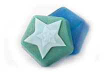 Stacked Stars Mold