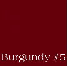 Burgundy #5 Dye Block *Clearance