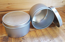 6 oz. Candle Tin (12) *NEW