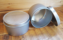 8 oz. Candle Tin (12) *NEW
