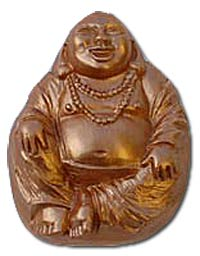 Buddha Soap Mold 3 Cavity