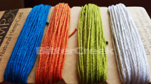 Color Hemp Cord (30ft)