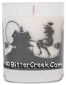 Witch Tumbler Jar (Case of 36) *Surplus