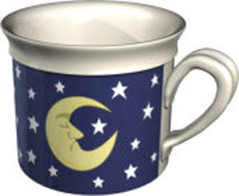 Moon & Stars 14 oz. Mug (Case of 24) *Clearance