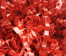 Paper Shred (Red) *NEW