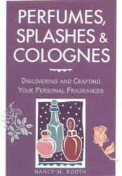 Perfumes Splashes & Colognes Book