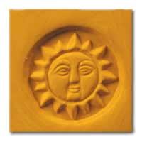 Sun Soap Stamp