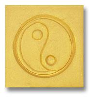 Yin Yang Soap Stamp