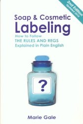 Soap & Cosmetic Labeling Book