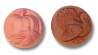 Thanksgiving Soap Mold 4 Cavity