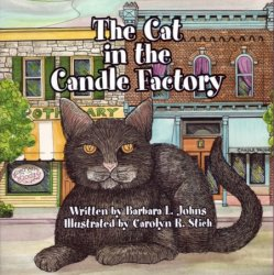 The Cat in the Candle Factory