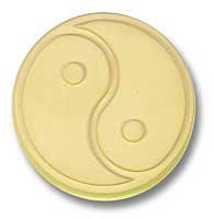 Ying Yang Soap Mold 3 Cavity