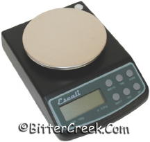 Round Stainless Steel Scale