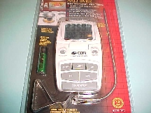 Alarm Thermometer With Clip
