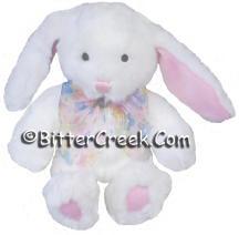 "White Bunny 6.5"""