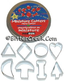 8 Assorted Chunk Cutters