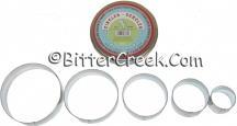 Circle Chunk Cutters