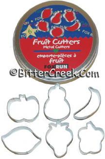 Fruit Chunk Cutters