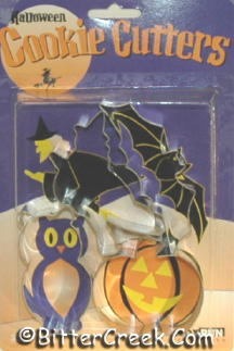 Halloween Chunk Cutters