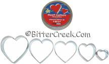 Heart Chunk Cutters