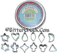 Mini 12 Variety Chunk Cutters