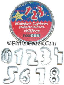 Numbers Chunk Cutters