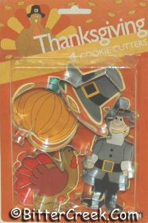 Thanksgiving Chunk Cutters