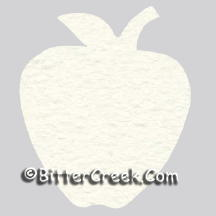 Apple Air Freshener Blank