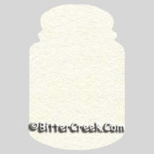 Jar Candle Air Freshener Blank