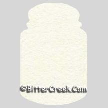 Jar Candle Air Freshener Blank