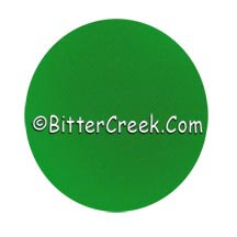 Green Cosmetic Liquid Dye