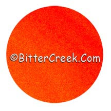 Orange Cosmetic Liquid Dye