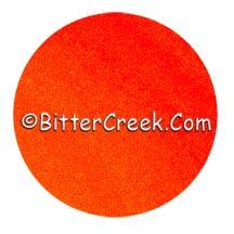 Orange Cosmetic Liquid Dye