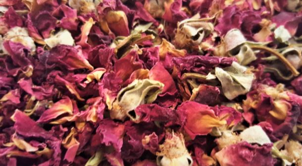 Dried Rose Buds *NEW