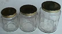16 oz. Dodecagon (Classic) Jar (12) Per Case