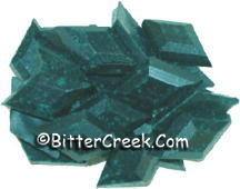 Aqua Diamond Dye Chips