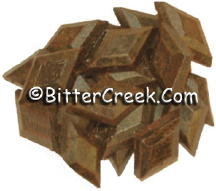 Brown Diamond Dye Chips