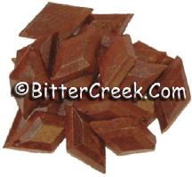 Cinnamon Red Diamond Dye Chips