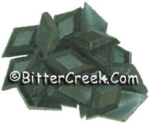 Hunter Green Diamond Dye Chips